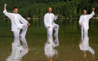 Ai Chi, una técnica novedosa en el agua