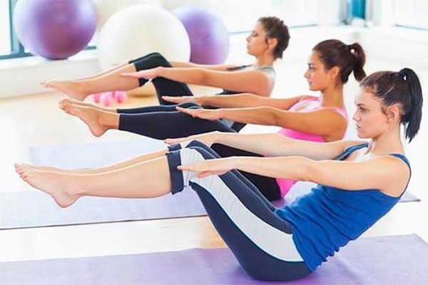 Pilates en casa: Ejercicios básicos