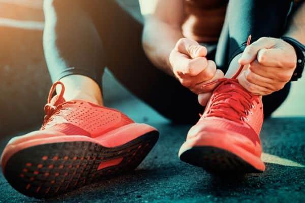 kine entrenamiento antes del ejercicio