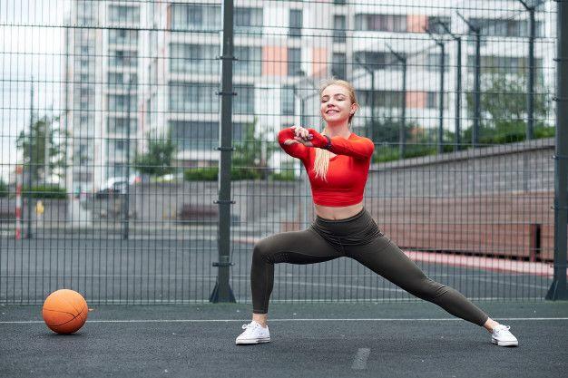estiramientos antes y despues de ahcer deporte fisioterapia kine