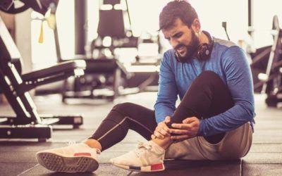 Lesiones más comunes en deportistas