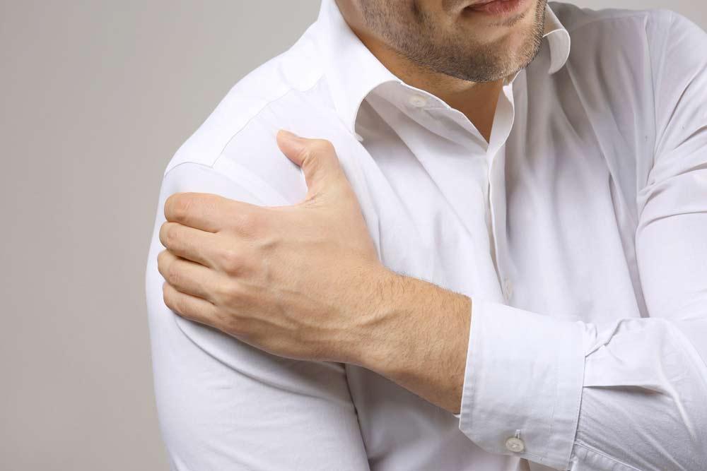 dislocacion de hombro en zaragoza